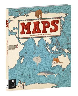 Maps By Mizielinska, Aleksandra/ Mizielinski, Daniel