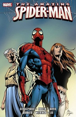 Amazing Spider-man by JMS Ultimate Collection 4 By Straczynski, J. Michael/ Hudlin, Reginald/ David, Peter/ Deodato, Mike, Jr. (CON)